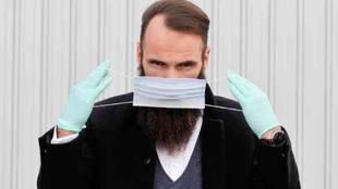 Coronavirus: Tengo barba, ¿qué mascarilla puedo usar?
