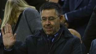El expresidente del Barcelona, Josep María Bartomeu fue detenido.