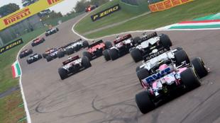 Gran Premio en la Fórmula 1.