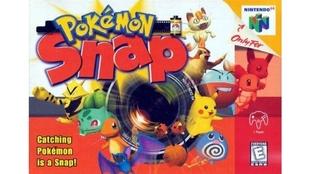 Pokémon Snap Caja