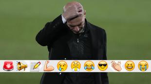 Zidane, contra la Real Sociedad
