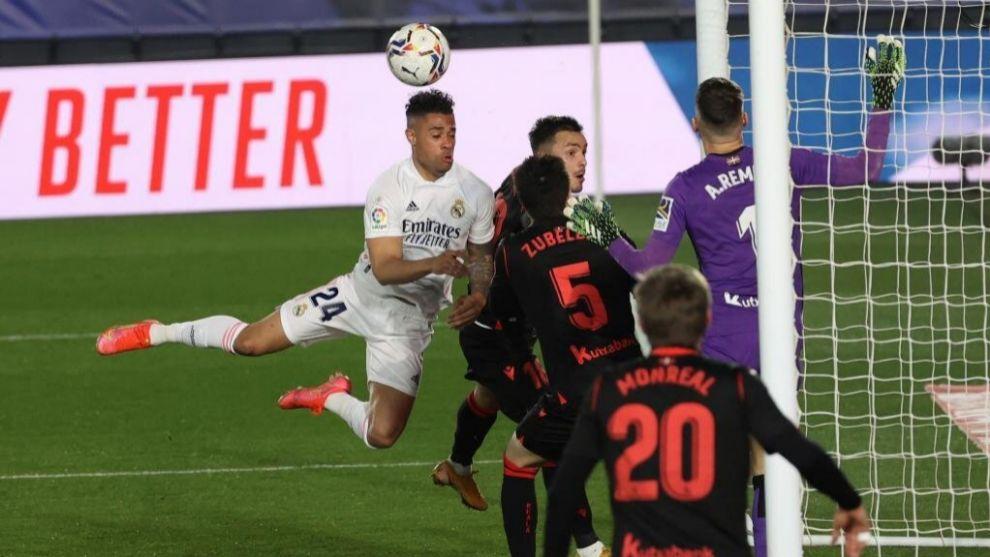 Un empate muy 'Real' aleja al Madrid de LaLiga