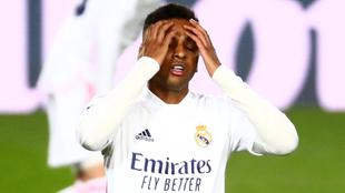 El Real Madrid no pasó del empate ante la Real Sociedad.