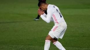 El Real Madrid iguala con la Real Sociedad.