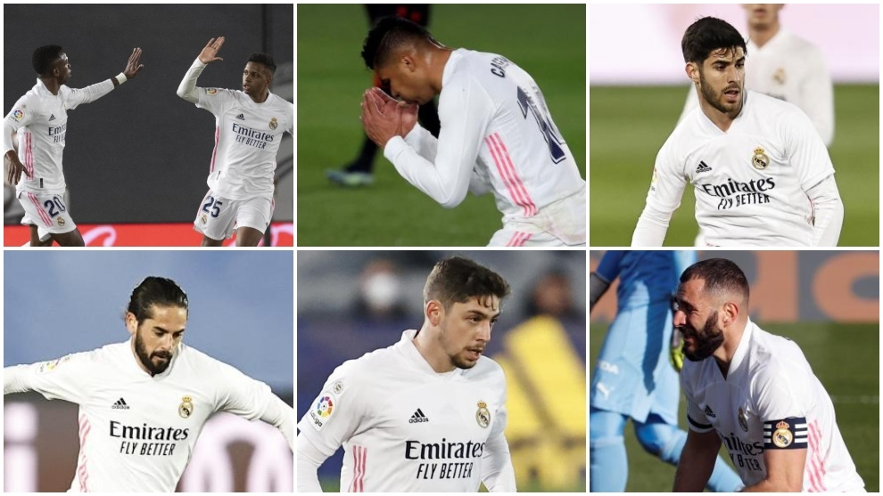 The good and bad news for Real Madrid ahead of the derby with Atletico