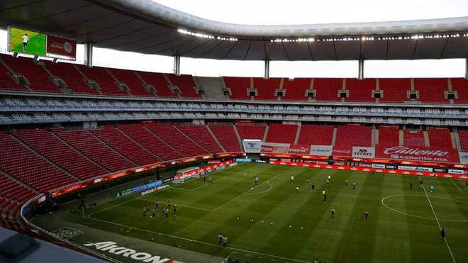 Mexican Clasico between Chivas and America will have fans present