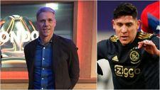 Edson Álvarez y el Ajax, criticados por Marco van Basten.