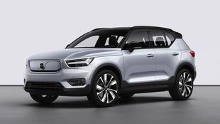 Volvo XC40 P8 Recharge. Primer vehículo 100% eléctrico de la gama de...
