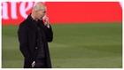 Zidane, durante el partido ante la Real Sociedad.