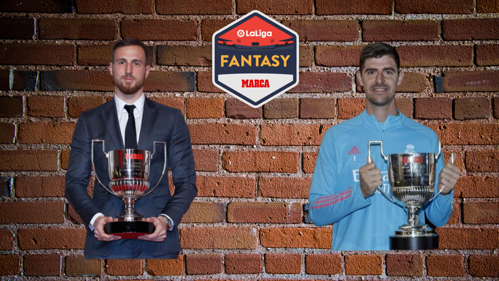Derbi Fantasy: ¿Oblak o Courtois en el once?
