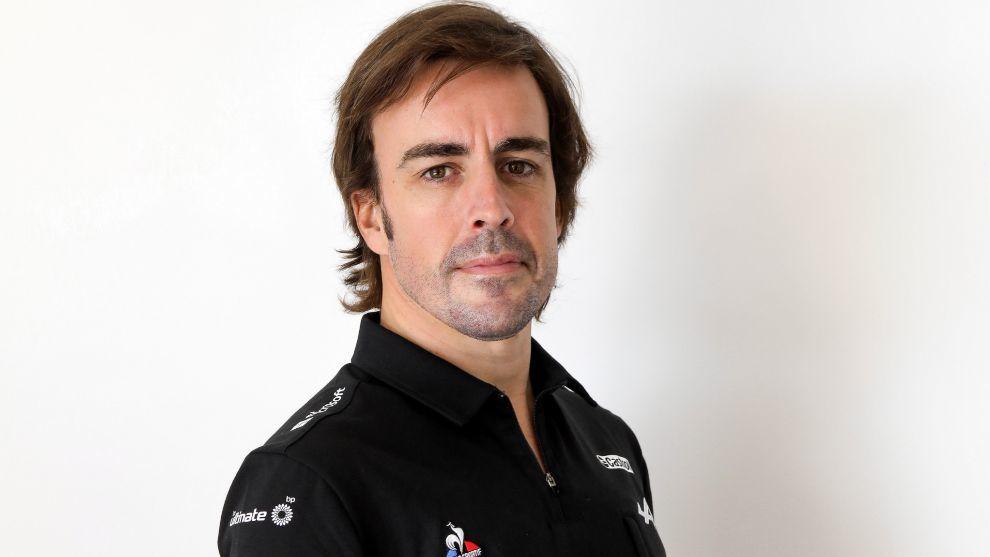 """Alonso ilusiona: """"Estoy mejor que nunca"""""""