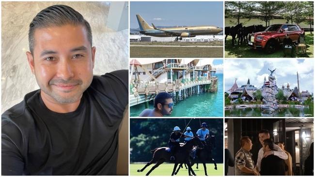 El príncipe que sueña con el Valencia: 700 millones, Boeing dorado y una réplica de la casa de los Picapiedra