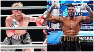 Jake Paul se lanza contra Tyson Fury y su hermano tras retarlo a una pelea; Tommy Fury le responde