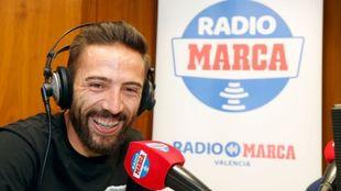José Luis Morales, en Radio MARCA.