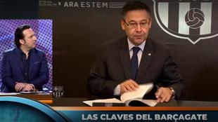 Iker Jiménez pidió en Horizonte que investiguen el...