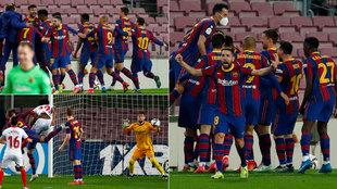 Un Barça de locura