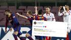 La respuesta de Puyol al tuit de Suso del llanto... tras tres semanas