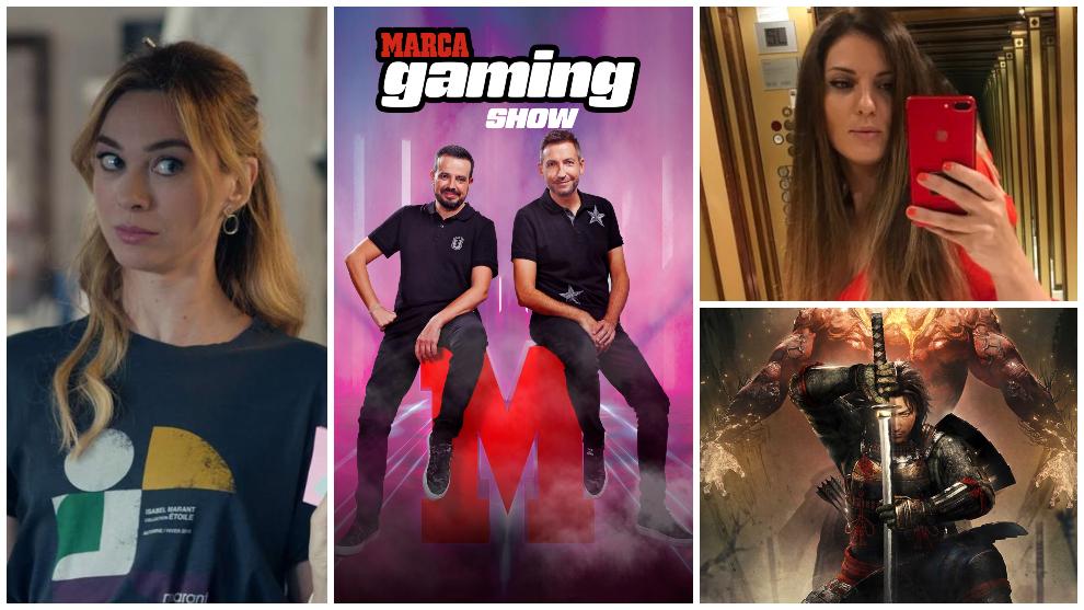 Marta Hazas y Anouc estarán en MARCA Gaming Show