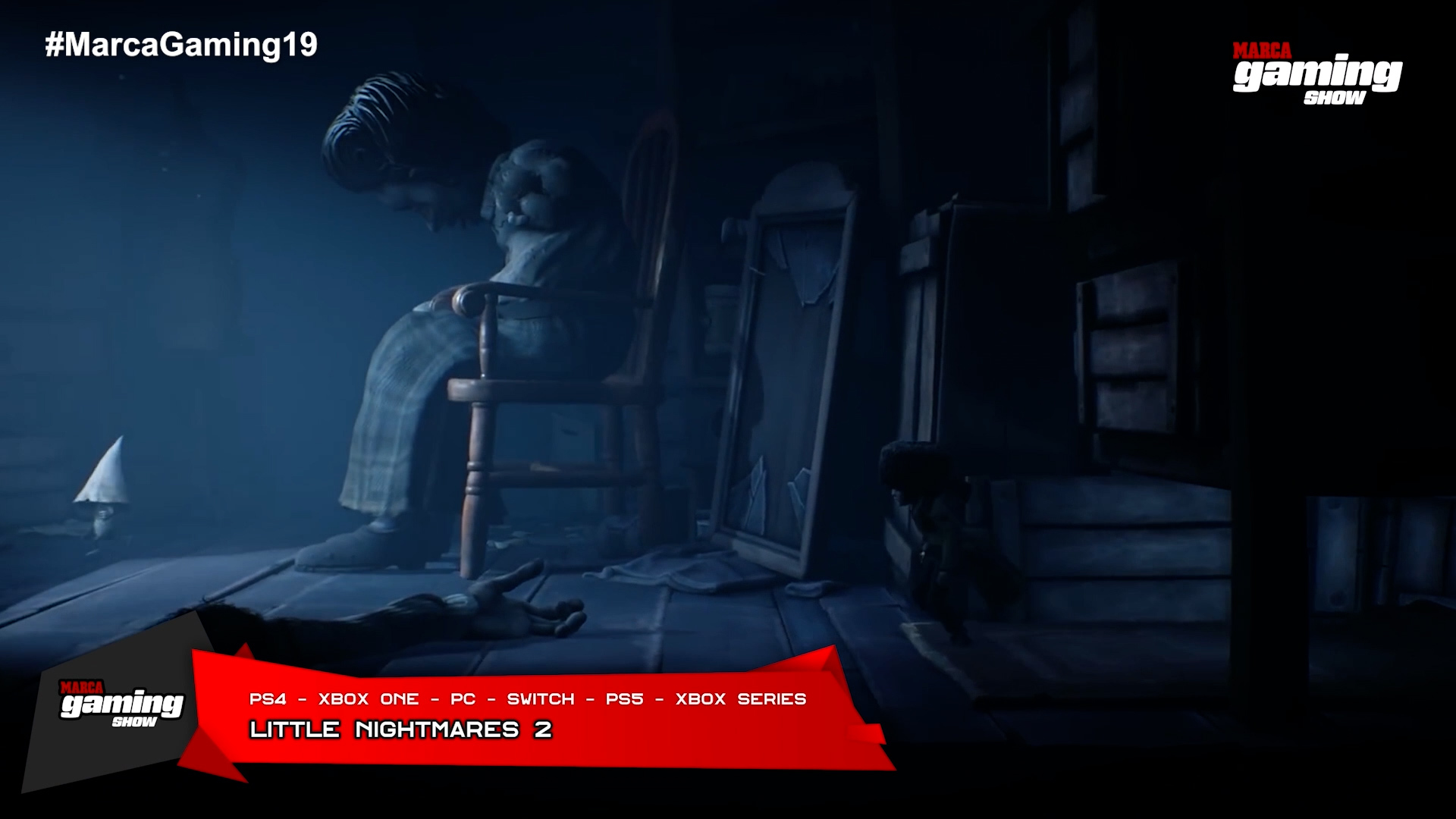 Little Nightmares 2 (PC - PS4 - PS5 - XBOX ONE - XBOX SERIES - SWITCH)