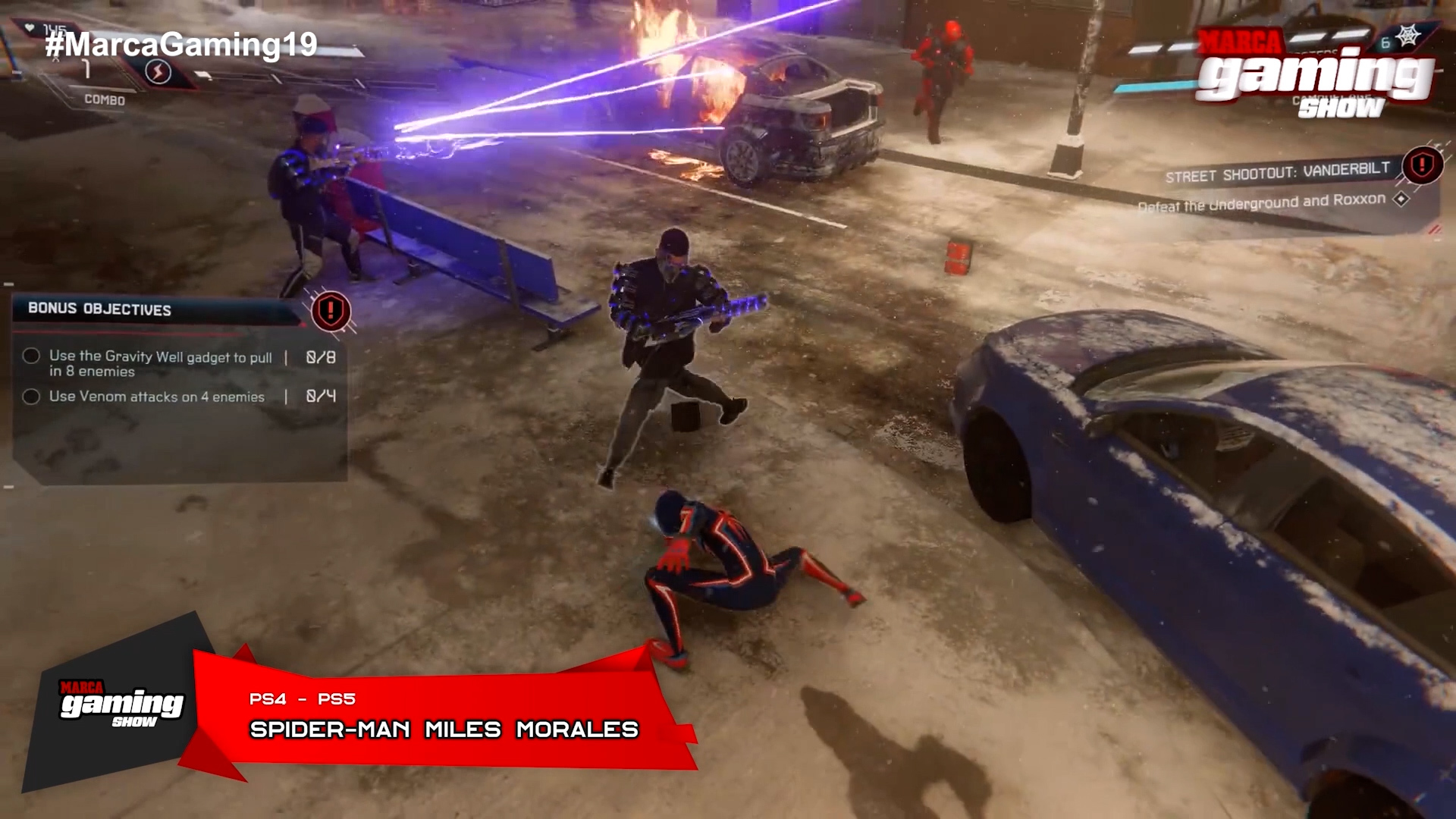 Spider-Man Miles Morales (PS4 - PS5)
