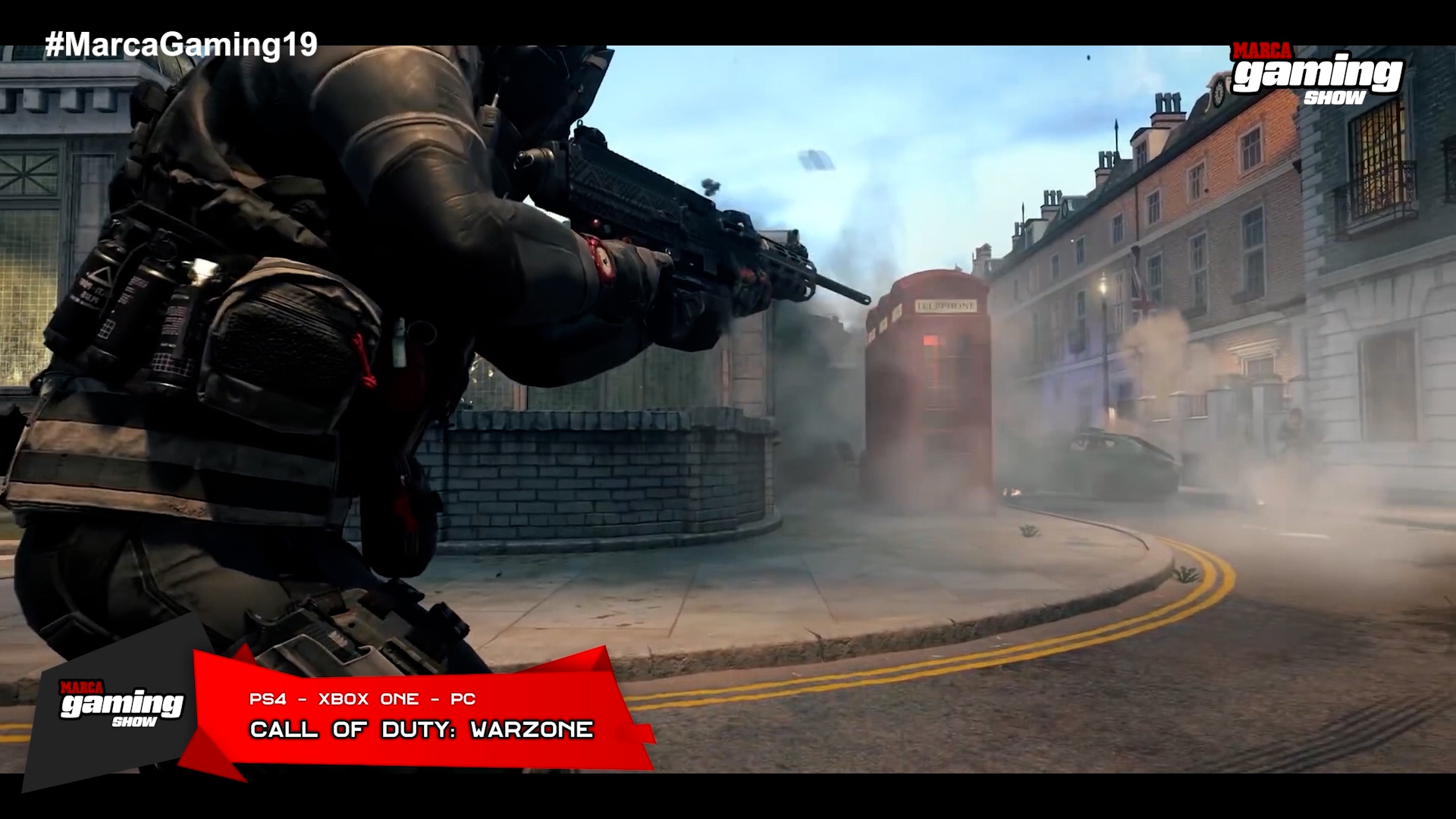 Call of Duty: Warzone (PC - PS4 - PS5 - XBOX ONE - XBOX SERIES)