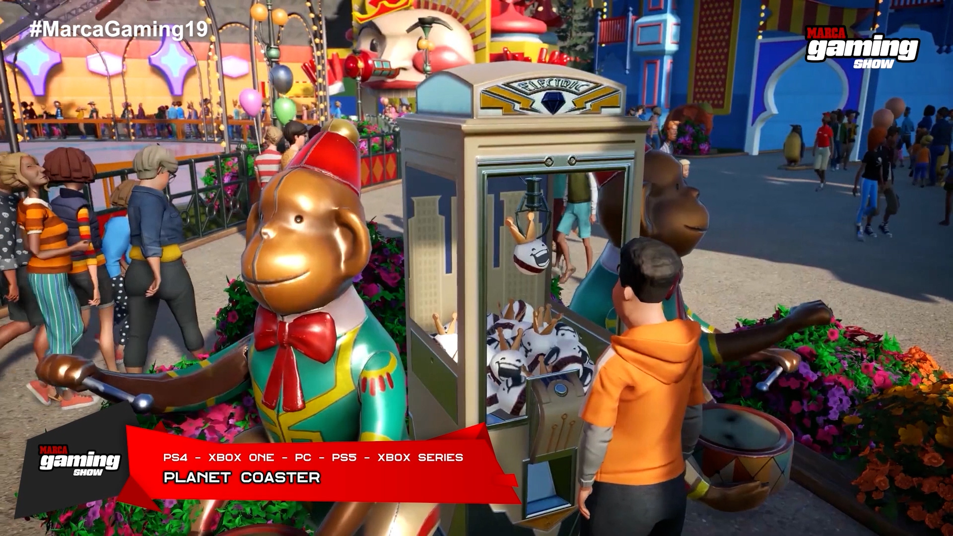 Planet Coaster (PC - PS4 - PS5 - XBOX ONE - XBOX SERIES)