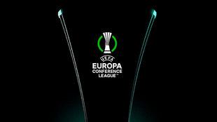 El logo de la nueva competición, la Conference League