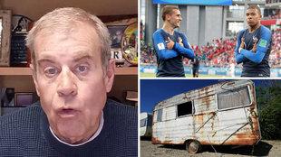 """Guasch y los 'secretos' del Barça: """"Messi se queda, Griezmann por Mbappé, un portátil... y una caravana"""""""