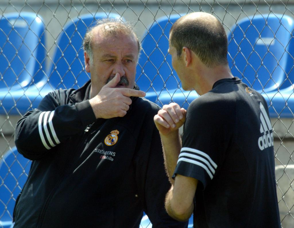 """Atlético vs Real Madrid: Zinedine Zidane: """"Benzema es especial, es una alegría para el fútbol"""" 2"""