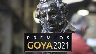Premios Goya 2021 - Gala - horario - donde ver - hoy - TV