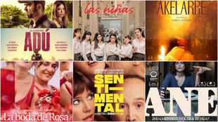 Premios Goya 2021 - peliculas - donde ver - Netflix - Movistar -...