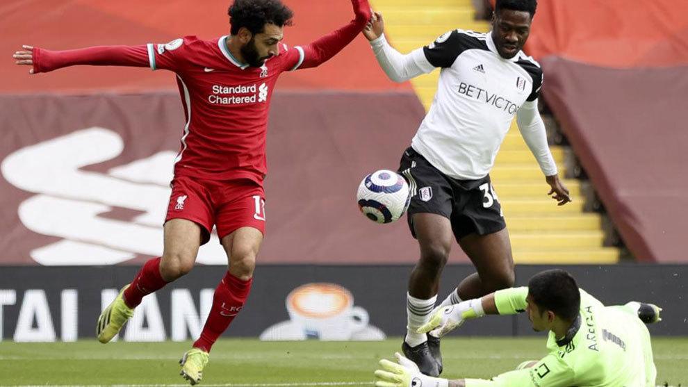 No reacciona el Liverpool