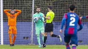 Nueva derrota del Mestalla ante el Levante.