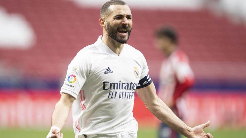 Benzema y Casemiro resucitan al Real  Madrid