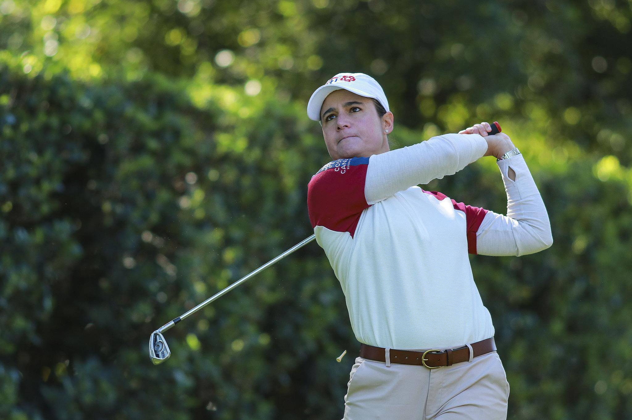 Lorena Ochoa alcanzó la cima del ranking mundial del golf