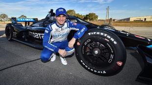 Álex Palou tendrá entre sus manos el coche ganador de la Indycar...