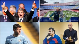 Laporta 2.0: Messi, Koeman, fichajes, bajas...