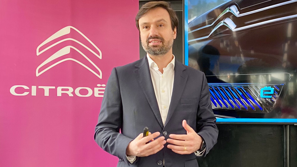 Nuno Maques, director de Citroën para España y Portugal.