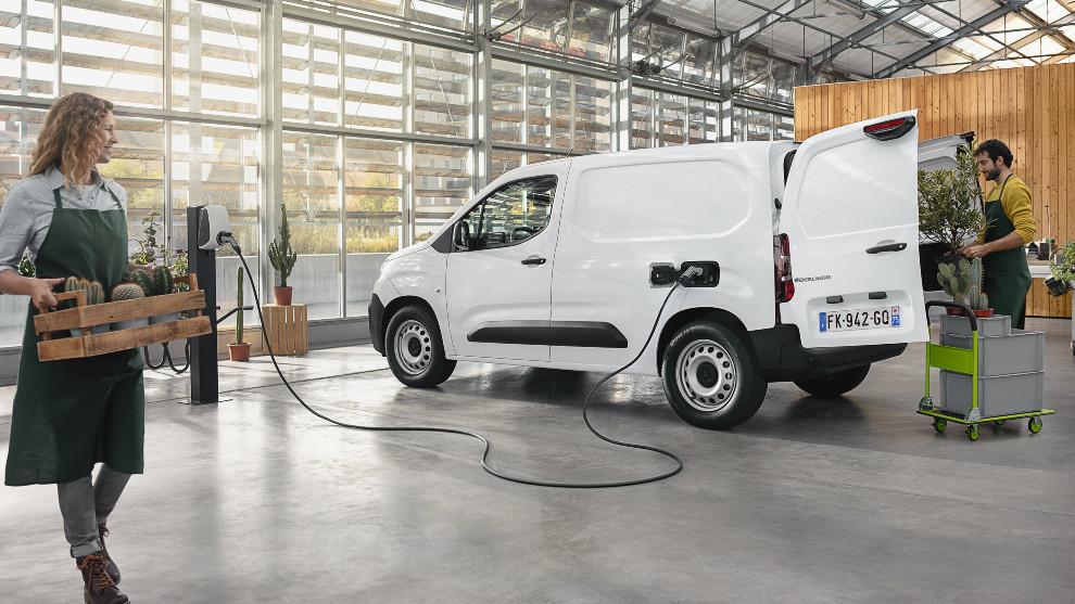 Citroën ë-Berlingo VAN.