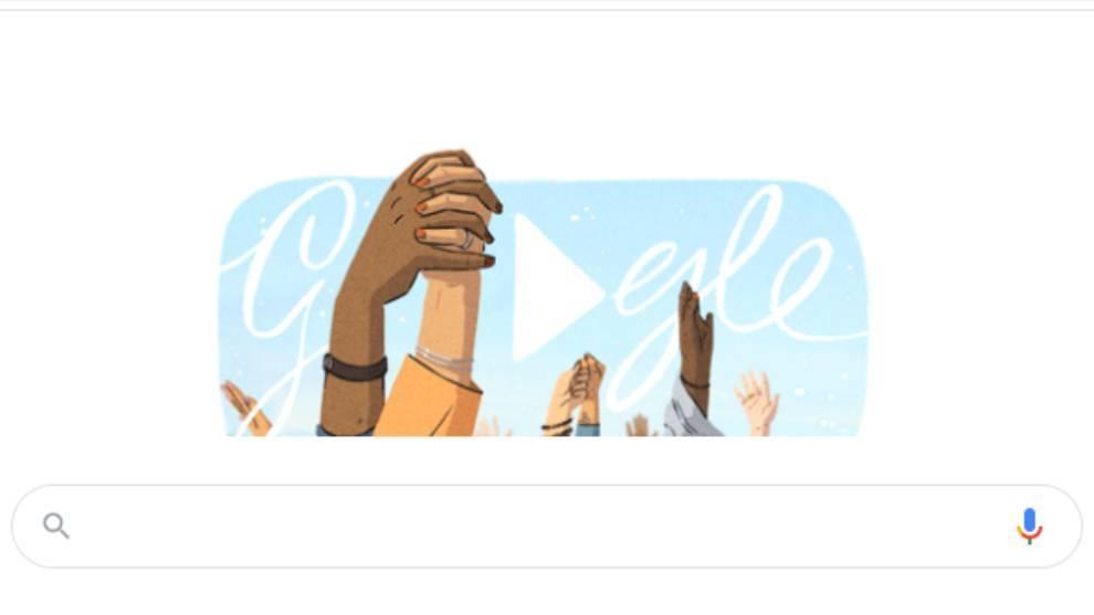Google conmemora el Día Internacional de la Mujer