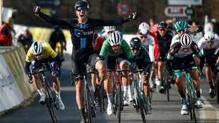 Cees Bol se impone en la seguna etapa de la Paris Niza