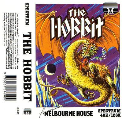 El Hobbit, una de las primeras aventuras gráficas