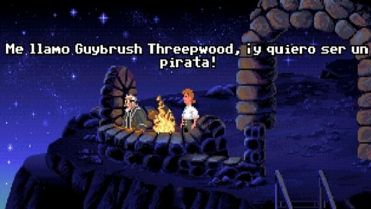 El Monkey Island I
