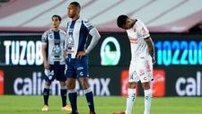 Pachuca y Tijuana guardaron un minuto de silencio en memoria de la...