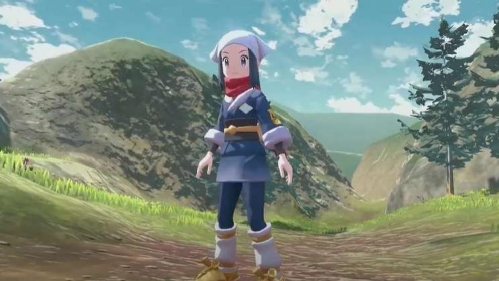 leyendas pokemon arceus