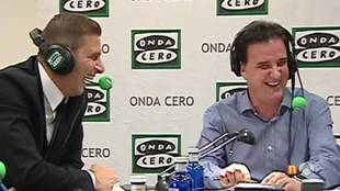 El genial duelo de chistes entre Joaquín y De la Morena: del boxeador... al futbolista operado