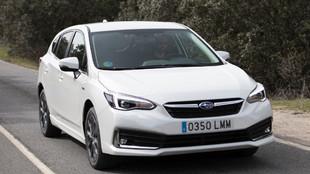 El Subaru Impreza ecoHybrid está dispinible desde 31.250 euros con...