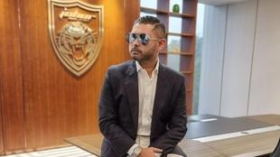 """Mensaje del príncipe de Johor al Valencia: """"Si me convierto en accionista..."""""""