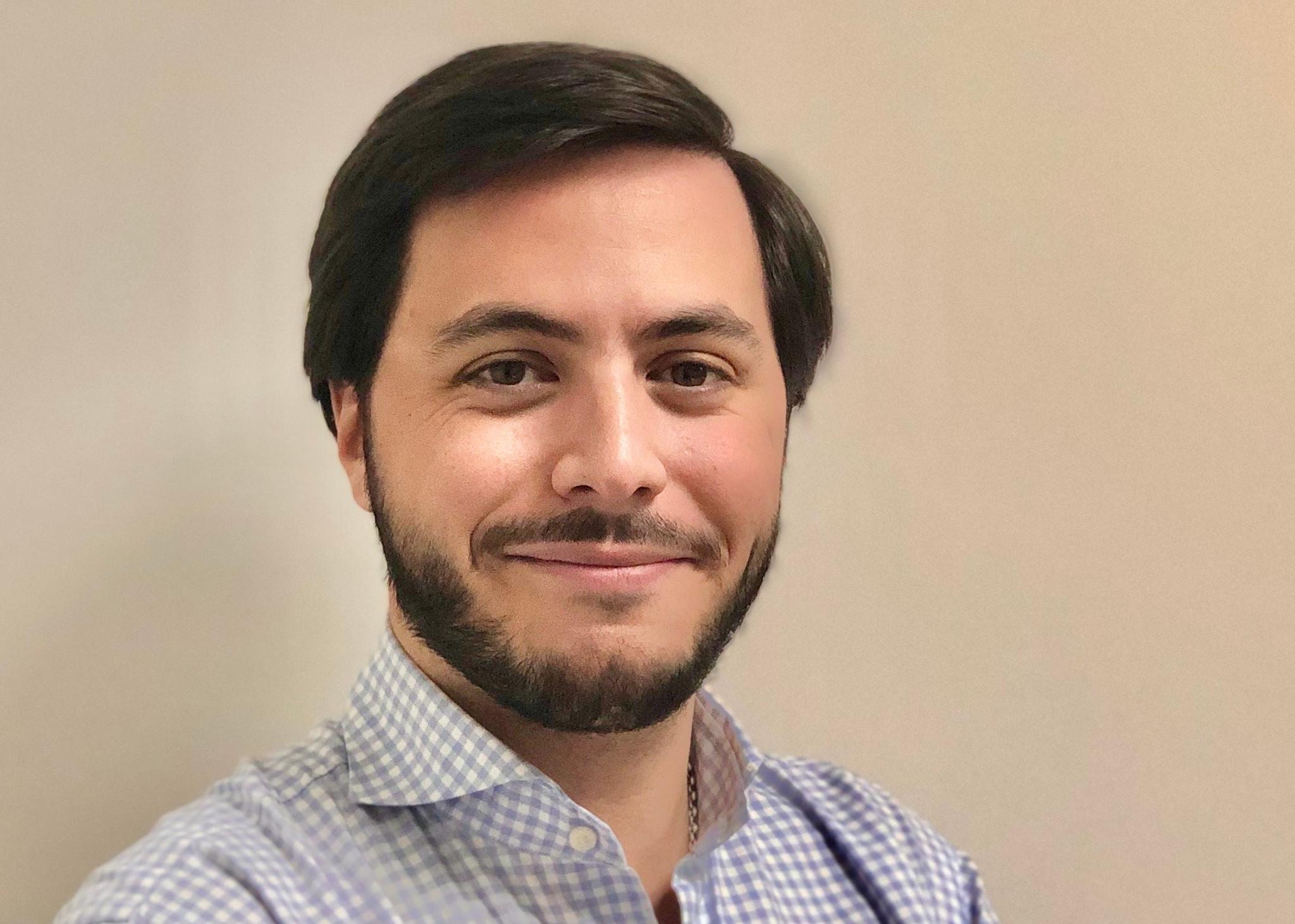 Íñigo de Pablo Huete, CEO de eCity Charge.