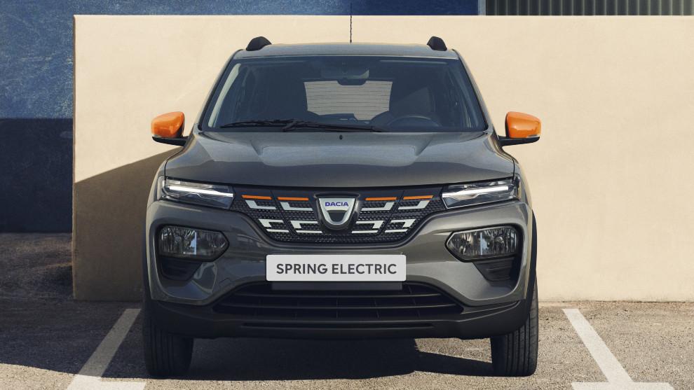 El Dacia Spring es el eléctrico low cost del Grupo Renault para Europa.